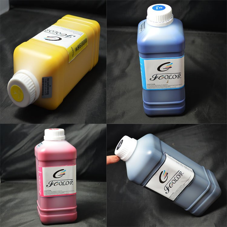 High quality eco solvent ink for dx5 printhead