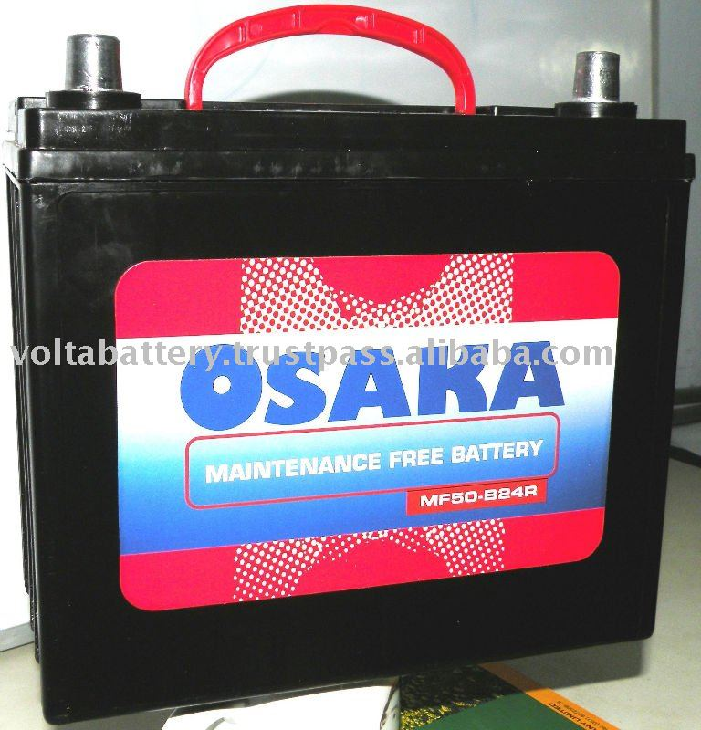 Sealed MF Auto Battery