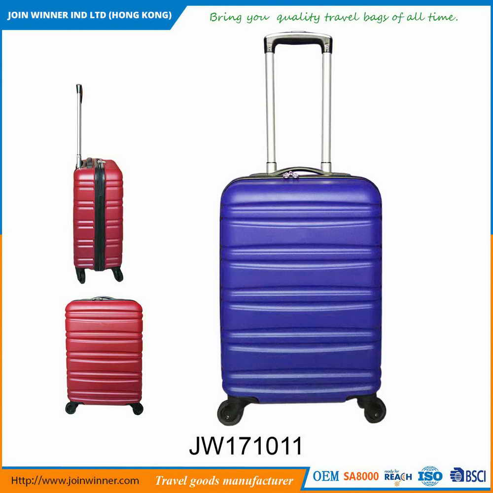 Professional Factory Offer Ultra Light Hard Suitcase Of New Structure