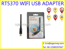 STB(set top box) MINI RT5370 Ralink Wireless WIFI USB adapter usb wifi adaptor for the DVB products/Satellites/IP Cameras/STB