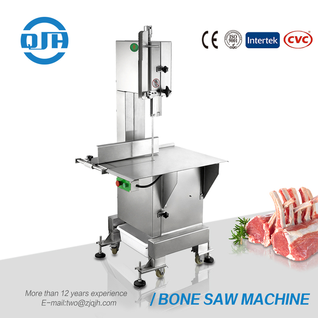 China electric knife for bone cutting stainless steel pig meat circular saw rdq250 portable meat saws