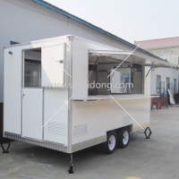 Different Models Mobile Street Food Cart Trailer For Snack,pizza /Fast Food van