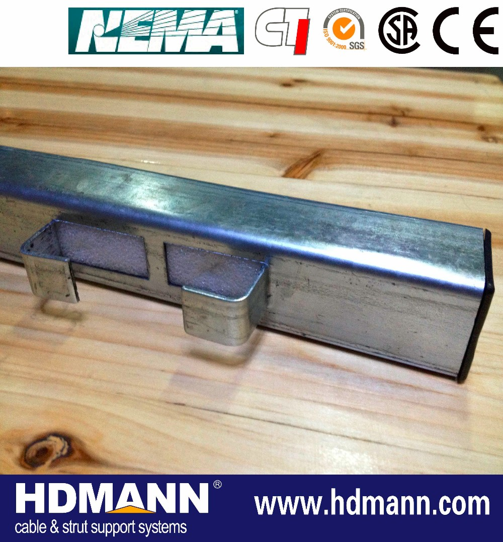 powder coated Concrete Insert Channel OEM supplier
