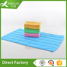 100% cotton compressed face towels