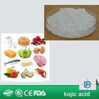 LGB widely used food grade kojic acid to keep food preservative
