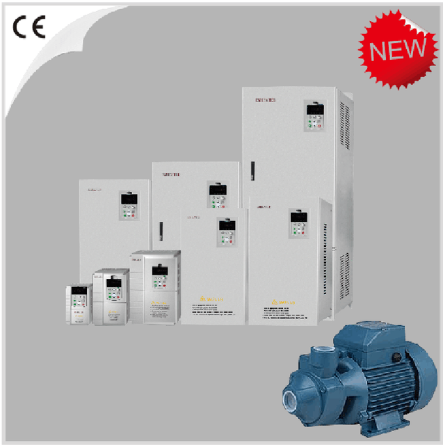Easily operated inverter 220v to 380v voltage boosting frequency inverter VFD VSD Inverters & Converters 75kw for pump