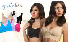 Push Up Yoga Sport Sexy Genie Bra With Removable Pads