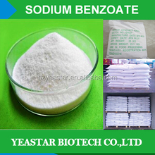 Food Preservatives Sodium Benzoate BP Manufacturers