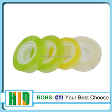 12mm Stationery Tape with paper core in good adhesion