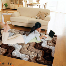 High end design 3D living room mats and rug
