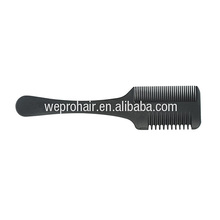2015New design plastic hair trimmer cutting razor comb
