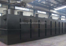 Membrane Bioreactor printing and dyeing waste water treatment plant (MBR)