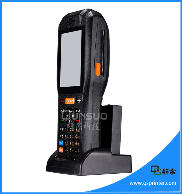 android 4.2 device 3G handheld terminal scanner wifi GPS target pda