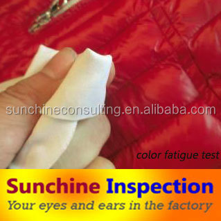 High quality garment inspection service/reliable buying agent in china from tabo and 1688