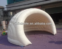 2012 white inflatable bubble tent