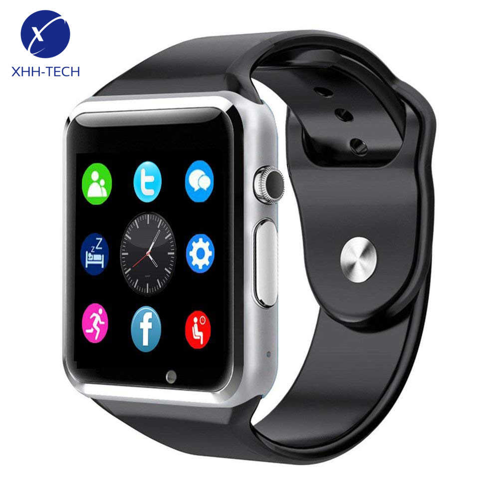 SIM Card U8 GT08 / <strong>A1</strong> / Q18 / Q50 / DZ09 smart watch phone for Android IOS with Camera WristWatch Smartwatch