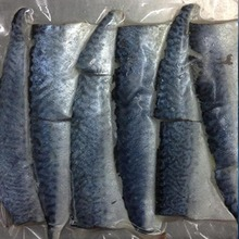 wholesale Frozen Pacific Mackerel Vinegared Fillet for japanese sushi seafood