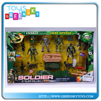 Sell like hot cakes education toy soldiers military suit toy for boy