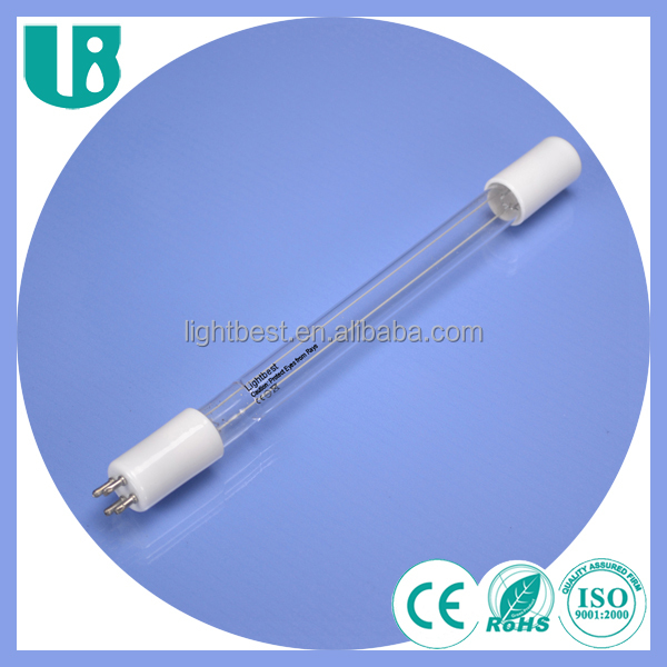 238mm 4P 11W water treatment ultraviolet light UV C led 254nm germicidal lamp