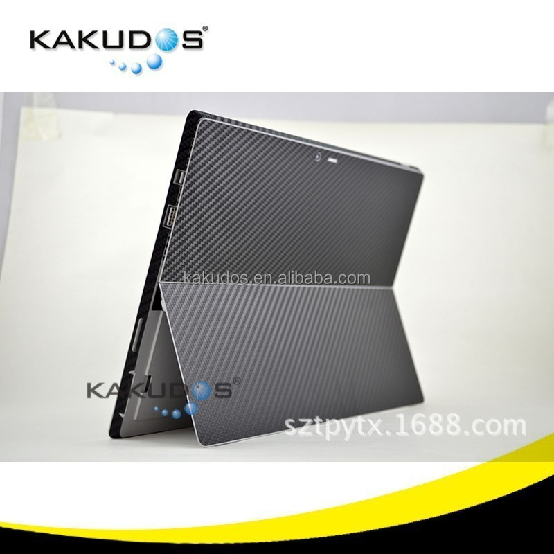 Wholesale Custom Design Laptop Skin Pack for Microsoft Surface 3