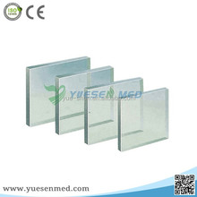 size customized high quality cheap lead glass for x ray room price