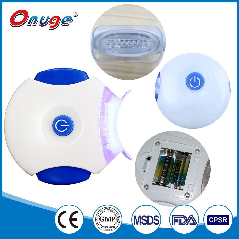 Onuge teeth whitening led lamp lighta