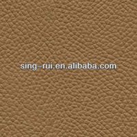 PVC leather material to make bags ( cuero sintetico de PVC para bolso) china supplier
