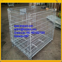 Collapsible Heavy Duty Wire Cage