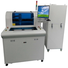 High speed ZS-500 Automatic Vision curve pcb cutting machine for SMT production