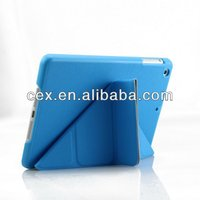 New Arrival Special Transformer Stand Fold Smart PU Leather Case with Sleep Function For iPad mini iPad mini 2 Retina