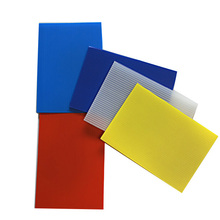 Lightweight recycled flexible plastic pp sheets for file covers