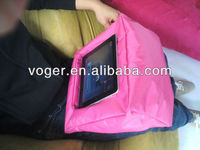 ipad cushion,ipad bean bag,a supporting for ipad