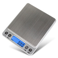 Digital Stainless Steel 3Kg Big Kitchen Scale