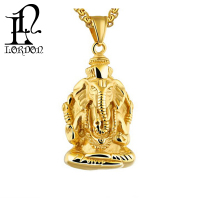 Indian Religions Accessories Retro Elephant God