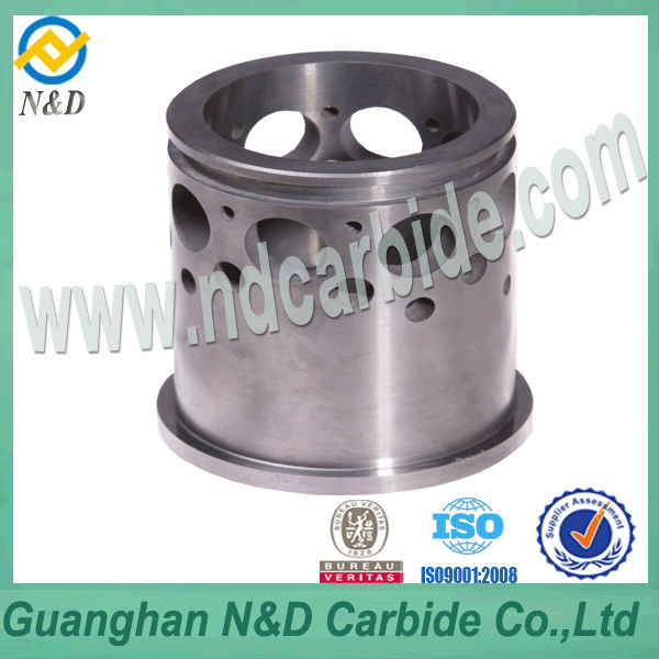 china manufacturer tungsten carbide axle shaft sleeves