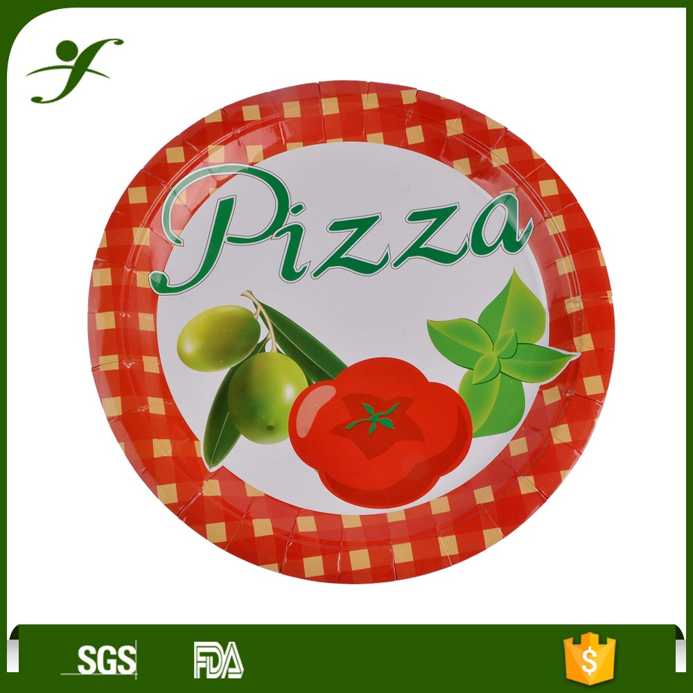 Wholesale factory disposable 12 inch paper plates exporter