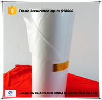 2 Sides Heat Seal Plastic Bag Rolls for Supermarket / Retail Store / Shopping Mall