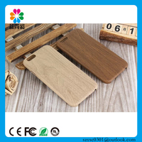 Wood Grain Soft Back Shell Phone Cases For iphone 6 6 PLUS 5 5S SE