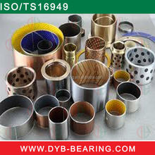 Rotary rod using oilless bushing DU DX SJ JF JDB FB090 FB092 steel bronze bush Bearing