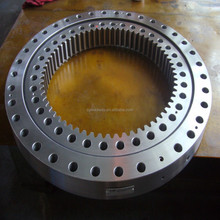 API Qualified worm gear slew drive for excavator parts