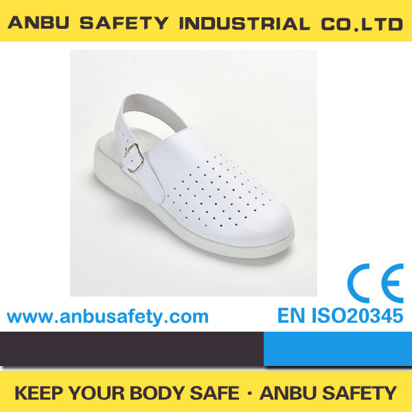 SRC slip resistant lightweight ESD sanitary shoes 2013