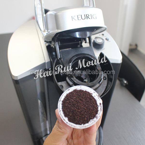 2017 hot selling disposable/Reusable K-cups Brewers Filters single serve coffee pod