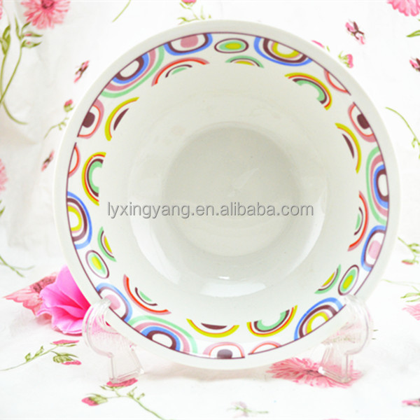 FF04 large ceramic chinese soup bowls