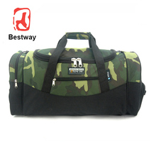 Hot selling gym bag waterproof multi color travel luggage duffle bags sport bag