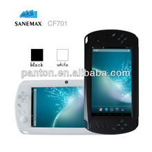 7.0 inch quad core Android game pad 1GB/8GB with button and joystick differential tablet pc