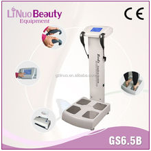 Professional Body composition analyzer body fat analysis machine