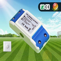 9W 700mA constant current triac dimmable led driver,adjustable current led driver