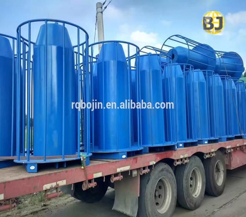 Steel wire coil carrier from Bojin