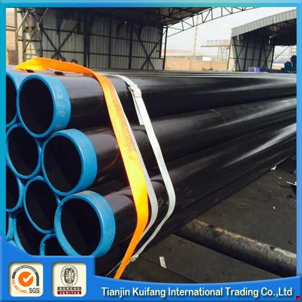 Hot selling q345 carbon seamless steel pipe with low price