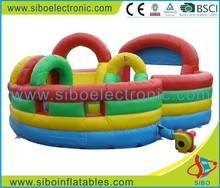 GMIF-5008 used jumping castles inflatable play structures for sale